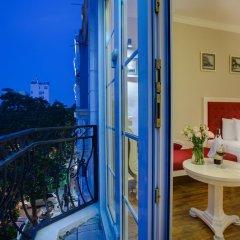 Отель Calypso Grand Hotel Вьетнам, Ханой - 1 отзыв об отеле, цены и фото номеров - забронировать отель Calypso Grand Hotel онлайн балкон