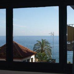 Отель Apartaments AR Blavamar San Marcos пляж