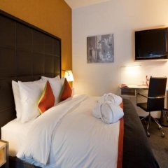 Гостиница Crowne Plaza Санкт-Петербург Аэропорт 4* Стандартный номер двуспальная кровать фото 19