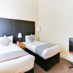 Отель Onslow Guesthouse Великобритания, Глазго - отзывы, цены и фото номеров - забронировать отель Onslow Guesthouse онлайн комната для гостей фото 5