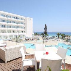 Отель Odessa Beach Протарас бассейн
