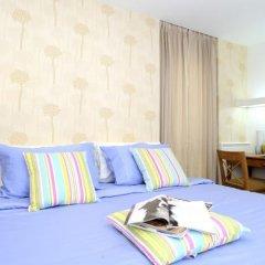 Апартаменты Sabai Sathorn Serviced Apartment Бангкок в номере фото 2