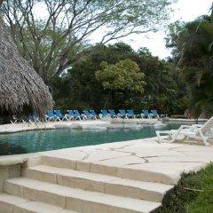 Отель Cañon de la Vieja Lodge Коста-Рика, Sardinal - отзывы, цены и фото номеров - забронировать отель Cañon de la Vieja Lodge онлайн бассейн фото 3