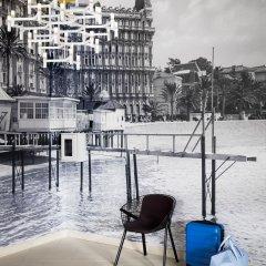 Отель OKKO Hotels Cannes Centre Франция, Канны - 2 отзыва об отеле, цены и фото номеров - забронировать отель OKKO Hotels Cannes Centre онлайн приотельная территория фото 2