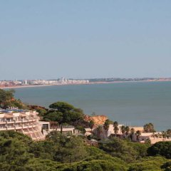 Отель Santa Eulalia Hotel Apartamento & Spa Португалия, Албуфейра - отзывы, цены и фото номеров - забронировать отель Santa Eulalia Hotel Apartamento & Spa онлайн пляж фото 2