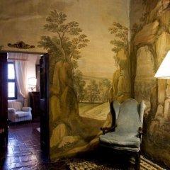 Отель Eremo Delle Grazie Сполето ванная фото 2