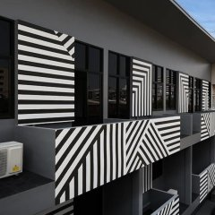 Отель S heaven балкон