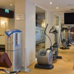 Отель Crowne Plaza Hannover фитнесс-зал фото 4