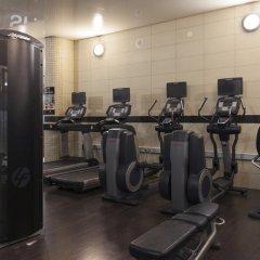 Отель URH Ciutat de Mataró фитнесс-зал фото 3