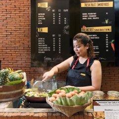 Отель NapPark Hostel Таиланд, Бангкок - отзывы, цены и фото номеров - забронировать отель NapPark Hostel онлайн питание фото 2