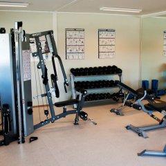 Gardermoen Airport Hotel фитнесс-зал