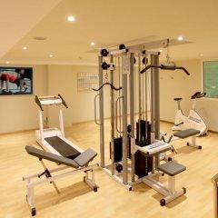 Отель Abba Garden фитнесс-зал фото 3