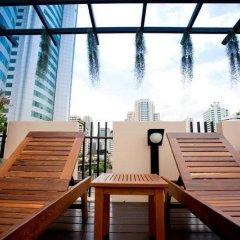 Отель Privacy Suites Бангкок бассейн фото 2