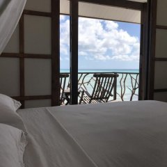 Отель Hakamanu Lodge балкон