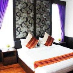 The Sand Beach Hotel Pattaya комната для гостей фото 3
