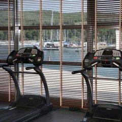 Porto Carras Meliton Hotel фитнесс-зал фото 3