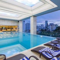Апартаменты Dendro Gold Apartment Нячанг бассейн фото 2