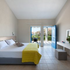 Отель Ammoudia Maisonettes Корфу комната для гостей фото 2