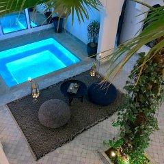 Отель Riad Dari Марокко, Марракеш - отзывы, цены и фото номеров - забронировать отель Riad Dari онлайн бассейн фото 2
