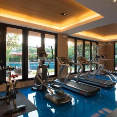 Отель The Silver Palm Rama 9 - Bangkok фитнесс-зал