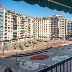 Отель Apartamento Bella By People Rentals Испания, Сан-Себастьян - отзывы, цены и фото номеров - забронировать отель Apartamento Bella By People Rentals онлайн балкон