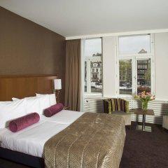 Отель Amstelzicht Нидерланды, Амстердам - отзывы, цены и фото номеров - забронировать отель Amstelzicht онлайн комната для гостей фото 4