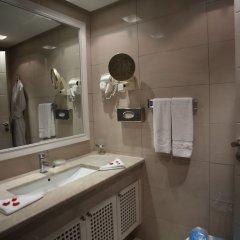 Отель Hasdrubal Thalassa & Spa Djerba Тунис, Эрриад - 1 отзыв об отеле, цены и фото номеров - забронировать отель Hasdrubal Thalassa & Spa Djerba онлайн ванная фото 3