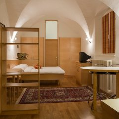 Hotel Figl ***S Больцано ванная