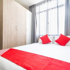 Апартаменты OYO 103 Airport Family Apartment комната для гостей фото 5