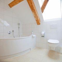 Отель WEICHANDHOF Мюнхен ванная
