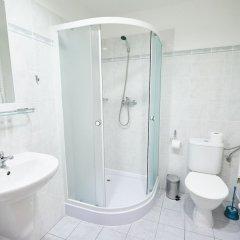 University Hotel Прага ванная