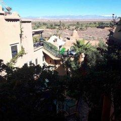 Отель Dar Bladi Марокко, Уарзазат - отзывы, цены и фото номеров - забронировать отель Dar Bladi онлайн балкон