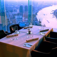 Отель Tower Club at lebua питание