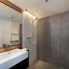 Отель Adina Apartment Hotel Leipzig Германия, Лейпциг - отзывы, цены и фото номеров - забронировать отель Adina Apartment Hotel Leipzig онлайн ванная фото 2