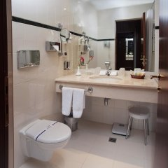 Гостиница Отрада ванная фото 2