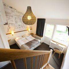 Отель Lisebergsbyn Karralund Швеция, Гётеборг - отзывы, цены и фото номеров - забронировать отель Lisebergsbyn Karralund онлайн комната для гостей фото 4