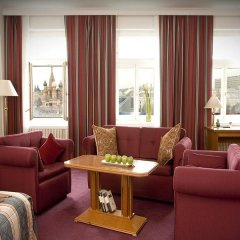 Гостиница Балчуг Кемпински Москва 5* Стандартный номер разные типы кроватей фото 3