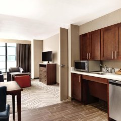 Отель Homewood Suites by Hilton Washington DC Capitol-Navy Yard в номере