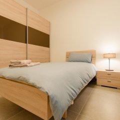 Отель Seafront Apart IN Fort Cambridge Мальта, Слима - отзывы, цены и фото номеров - забронировать отель Seafront Apart IN Fort Cambridge онлайн комната для гостей фото 4