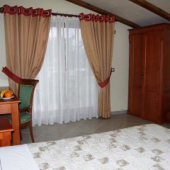 Отель Vila Belvedere Албания, Тирана - отзывы, цены и фото номеров - забронировать отель Vila Belvedere онлайн комната для гостей фото 4