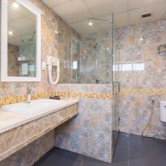 King Star Central Hotel ванная