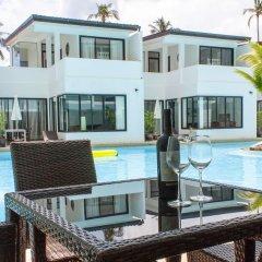 Отель Sai Naam Lanta Residence Ланта приотельная территория