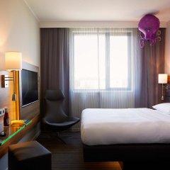 Отель Moxy Vienna Airport комната для гостей
