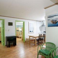 Отель Eden Guest House (이든 게스트하우스) Сеул комната для гостей фото 3
