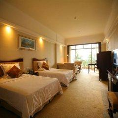 Guangzhou Phoenix City Hotel комната для гостей