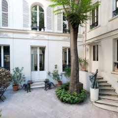 Отель Hôtel Des Bains Париж фото 2