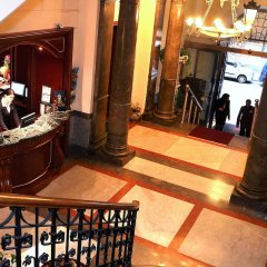 Отель Grand Hotel Wagner Италия, Палермо - 1 отзыв об отеле, цены и фото номеров - забронировать отель Grand Hotel Wagner онлайн гостиничный бар