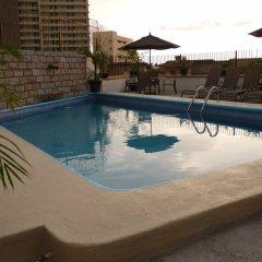 Hotel Suites Mar Elena бассейн
