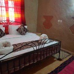 Отель Kasbah Bivouac Lahmada Марокко, Мерзуга - отзывы, цены и фото номеров - забронировать отель Kasbah Bivouac Lahmada онлайн комната для гостей фото 4