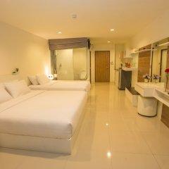 Отель R-Con Sea Terrace Паттайя комната для гостей фото 6